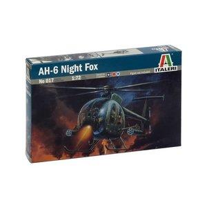 Italeri . ITA 1/72 AH-6 Night Fox