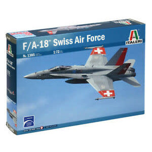 Italeri . ITA 1/72 F/A-1/ SWISS AIR FORCE