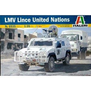 Italeri . ITA 1/35 Lmv Lince Un