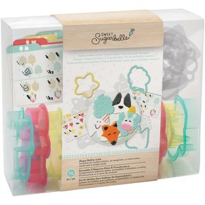 Sweet Sugarbelle . SWS Cookie Cutter Set 74/Pkg Shape Shifter - Spring