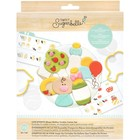 Sweet Sugarbelle . SWS Cookie Cutter Set 8/Pkg Shape Shifter - Life Events