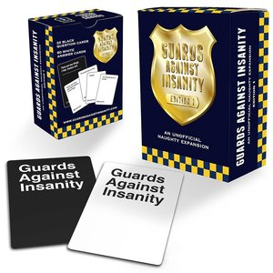 Guards Against Insanity . GDS Guards Against Insanity Edition 3