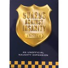 Guards Against Insanity . GDS Guards Against Insanity Edition 4