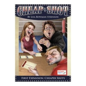 Gut Bustin' Games . GUT Cheap Shot Cheaper Shots