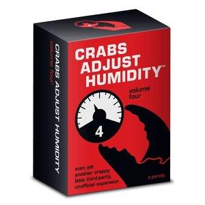 Vampire Squid Cards . VSC Crabs Adjust Humidity Volume Four