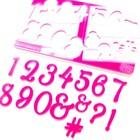 Edible Art Paint . EAP Edible Art - Sweet Stamp - Numeric