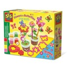 SES Creative . SES Scented Flowers and Butterflies - Play dough set