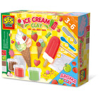 SES Creative . SES Super Clay - Make Clay Ice-Creams Clay Set