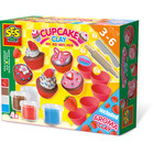 SES Creative . SES Super Clay - Cupcakes - Creativity Kit