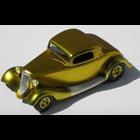 Alclad Paint . ALD Candy Golden Yellow Enamel 1 oz