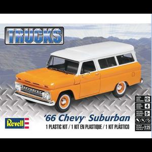 Revell Monogram . RMX 1:25 '66 Chevy Suburban