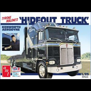 AMT\ERTL\Racing Champions.AMT 1/25 Hideout Kenworth Transport Truck
