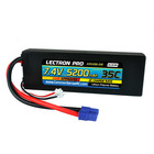 Common Sense R/C . CSR Lectron Pro 7.4V 5200mAh 35C Lipo Battery w/EC3