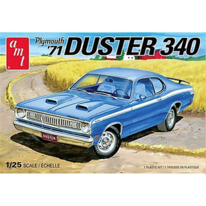 AMT\ERTL\Racing Champions.AMT 1:25 71 Plymouth Duster 340