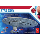 AMT\ERTL\Racing Champions.AMT 1/2500 Star Trek Enterprise D Snap kit