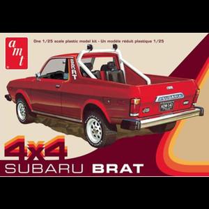 AMT\ERTL\Racing Champions.AMT 1/25 '78 Subaru Brat Pickup