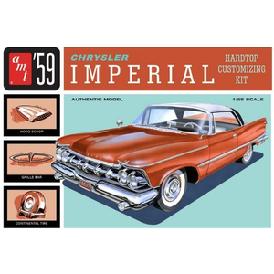 AMT\ERTL\Racing Champions.AMT 1/25 1959 Chrysler Imperial