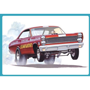 AMT\ERTL\Racing Champions.AMT 1/25 1967 Mercury Cyclone Eliminator II Dyno Don