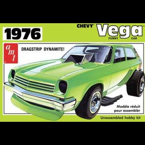 AMT\ERTL\Racing Champions.AMT AMT 1976 Chevy Vega Funny Car 1/25 Model Kit