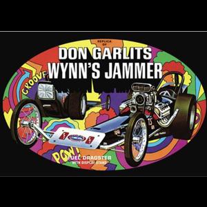 AMT\ERTL\Racing Champions.AMT (DISC) - 1/25 Don Garlits Wynn's Jammer