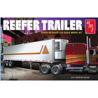 AMT\ERTL\Racing Champions.AMT (DISC) - AMT Reefer Semi Trailer 1:24 Scale Model Kit