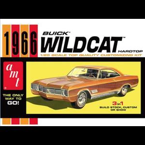 AMT\ERTL\Racing Champions.AMT 1/25 1966 Buick Wildcat