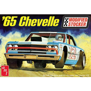 AMT\ERTL\Racing Champions.AMT 1/25 1965 Chevelle Modified Stocker