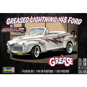 Revell Monogram . RMX 1/25 Greased Lightning 1948 Ford Convertible