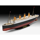 Revell of Germany . RVL 1/600 RMS Titanic Easy Click