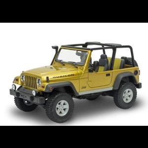 Revell Monogram . RMX 1/25 Jeep Wrangler Rubicon
