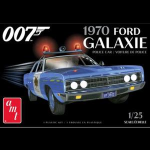 AMT\ERTL\Racing Champions.AMT 1/25 70' Ford Galaxie Police Car