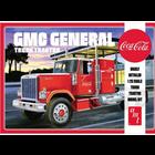AMT\ERTL\Racing Champions.AMT 1/25 1976 GMC General Semi Truck