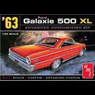 AMT\ERTL\Racing Champions.AMT 1/25 '63 Ford Galaxie
