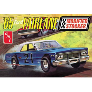 AMT\ERTL\Racing Champions.AMT 1/25 '65 Ford Fairlane Modified Stocker