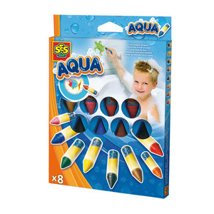 SES Creative . SES Colouring in the Bath (8 crayons) Activity Kit