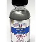 Alclad Paint . ALD 1oz Hi-Shine Plus Aluminum