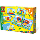 SES Creative . SES Mosaic Board With Cards Activity Kit