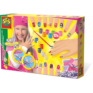 SES Creative . SES Decorate Your Nails Activity Kit