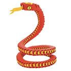 CreativaMente . CRM Creagami - Snake 271pcs