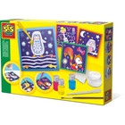 SES Creative . SES Salt Colouring Creativity Kit