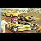 AMT\ERTL\Racing Champions.AMT (DISC) - 1:25 Piranha Drag Team