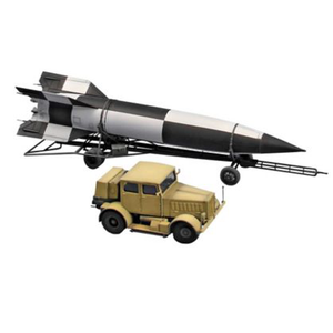 Revell of Germany . RVL 1/72 SS100 Gigant Transporter V2