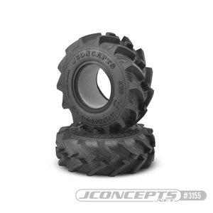 "J Concepts . JCO Fling King - blue compound Fits 2.6"" wheel, JC #3379B"