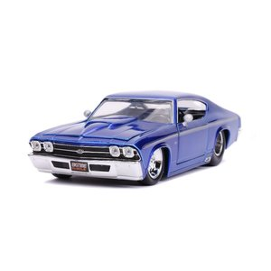 """Jada Toys . JAD 1/24 """"BIGTIME Muscle"""" 1969 Chevy Chevelle SS"""