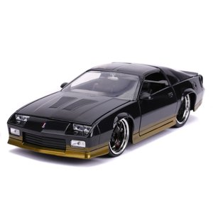 """Jada Toys . JAD 1/24 """"BIGTIME Muscle"""" 1985 Chevy Camaro Z28"""