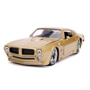 "Jada Toys . JAD 1/24 ""BIGTIME Muscle"" 1972 Pontiac Firebird"
