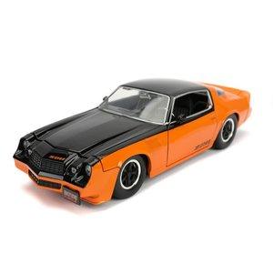 """Jada Toys . JAD 1/24 """"BIGTIME Muscle"""" 1979 Chevy Camaro Z28"""