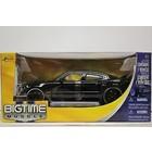 "Jada Toys . JAD 1/24 ""BIGTIME Muscle"" 2006 Dodge Charger SRT 8 Metallic BLACK"