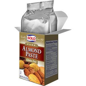 CK Products . CKP Almond Paste 8 ox Box
