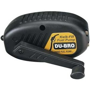 Du Bro Products . DUB KWIK FILL FUEL PUMP